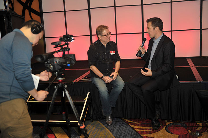 Interview with Keynote Speaker